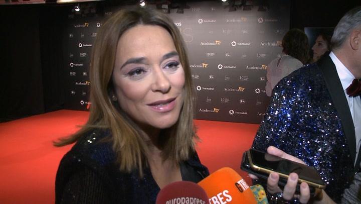 Toñi Moreno reconoce que tiene fatiga en el embarazo