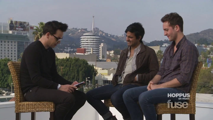 Shows: Hoppus on Music: Which Music Icon Is a Young the Giant Stan?