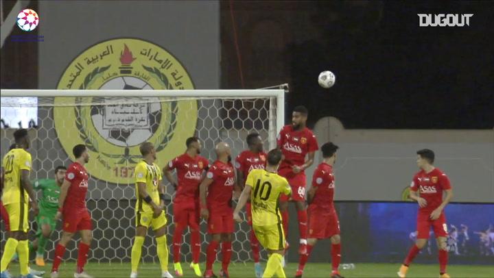 Highlights: Ittihad Kalba 1-0 Fujairah