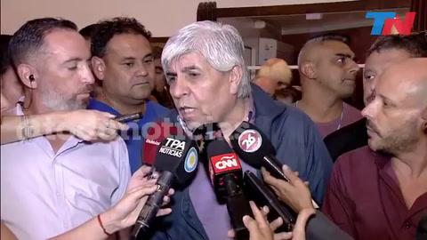 Moyano dijo que si el peronismo se une, le gana a Macri en 2019