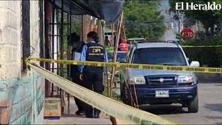 Asesinan a un joven de varios disparos en la ciudad de Nacaome