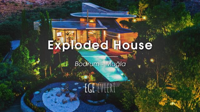 Ege Evleri - 3.bölüm - Exploded House