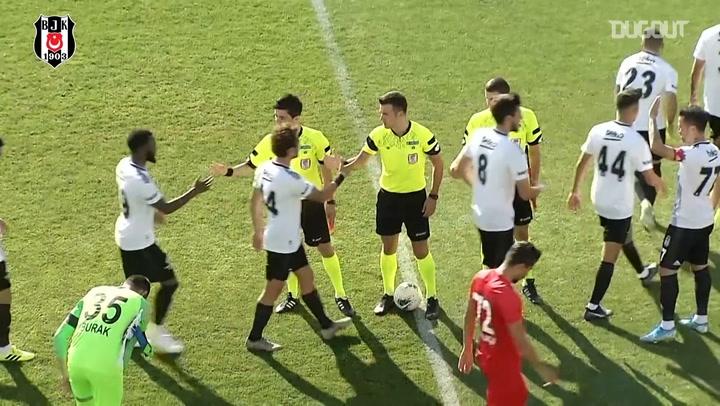 Maç Özeti: Ümraniyespor:1 Beşiktaş:3