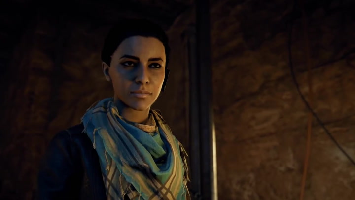 Layla Hassan Assassin S Creed Wiki Fandom