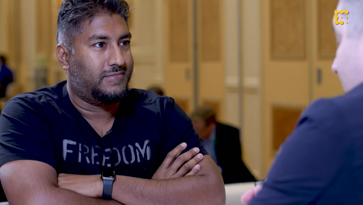 Civic's Vinny Lingham Talks About His New Cross-Border Transfer Product