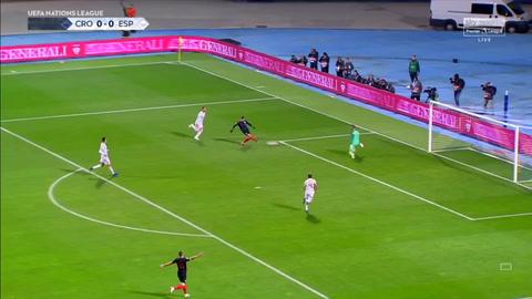 Croacia 3 - España 2