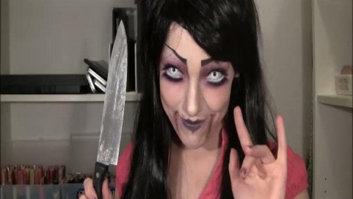 Halloween: Hvordan sminke seg som en ond dukke