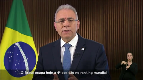 El gobierno de Brasil anunció que terminará la vacunación de adultos en diciembre