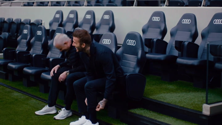 David Beckham & Jose Mourinho: Mental Strength