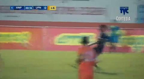 HNP 2 - 1 UPNFM (Liga Nacional 2018)