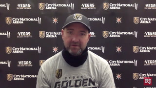 Golden Knights wrap training camp – VIDEO