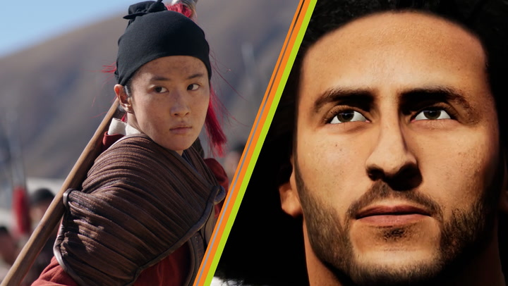 Disney deals with 'Mulan' scandal, and Colin Kaepernick gets back in the game—brand hit and miss of the week