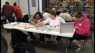 Rushmore Jigsaw Puzzle Tournament