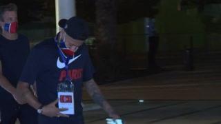 Neymar suspendido dos partidos, su acusación de racismo será investigada