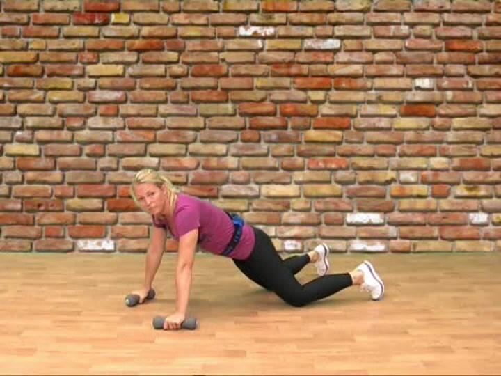 Abilica trening: Hvordan trene pushups med manualer