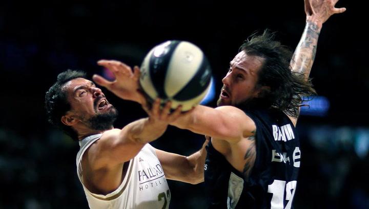 Real Madrid-Bilbao Basket (93-83)