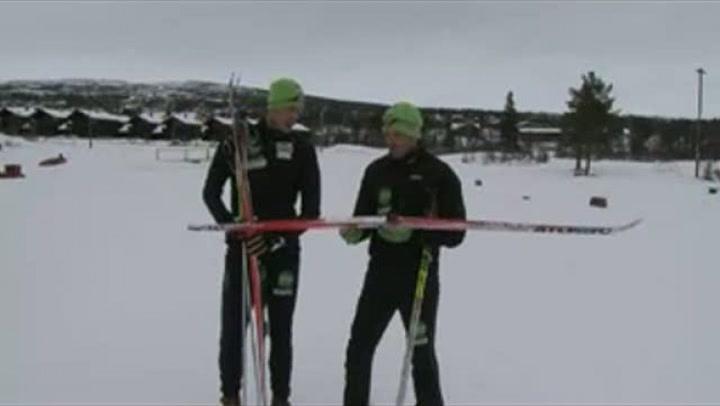 Hvordan velge riktig skiutstyr