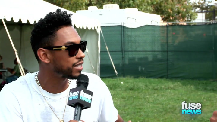 Shows: Fuse News: Miguel Full Interview