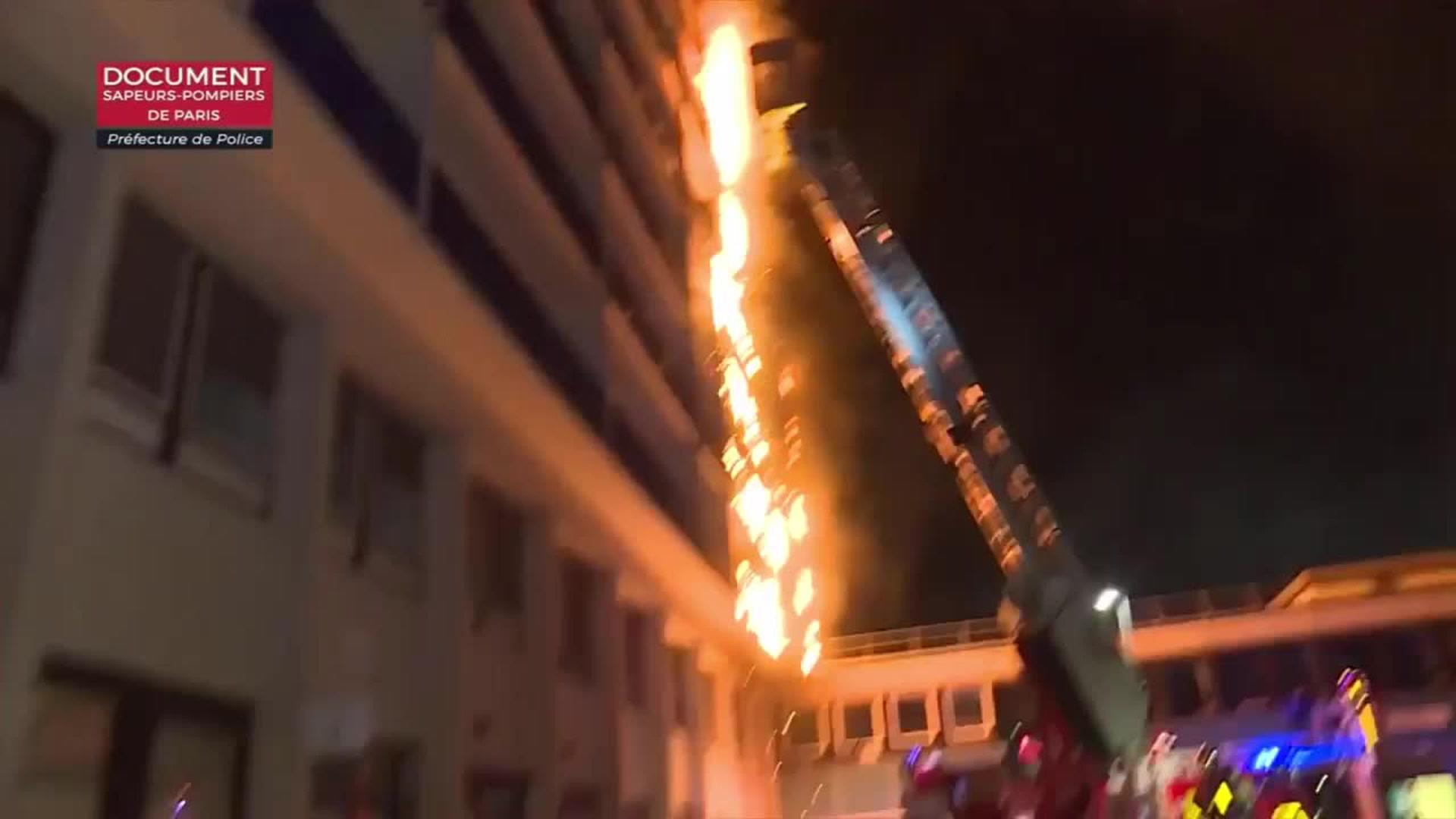 Incendie à Créteil Hôpital Henri Mondor Un Mort Et Huit Blessés