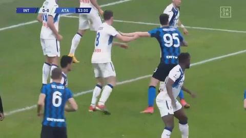 Inter 1-0 Atalanta (Serie A)