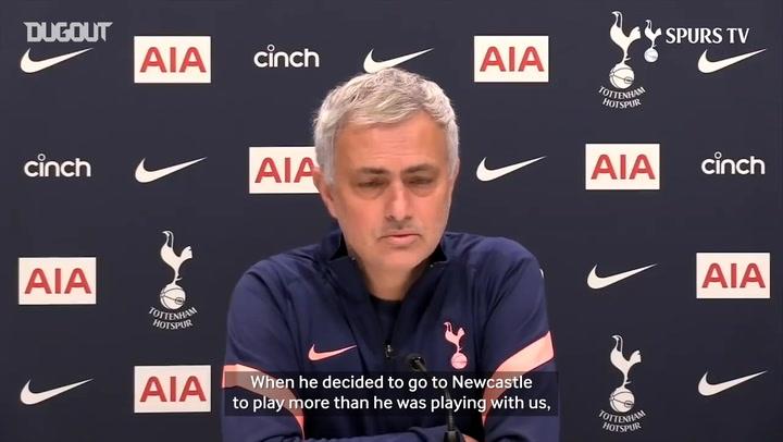 José Mourinho on Scott Parker and Fulham clash