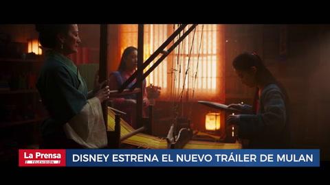 Disney estrena el nuevo tráiler de Mulan