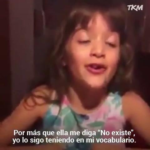 Una maestra retó a una nena por usar lenguaje de género