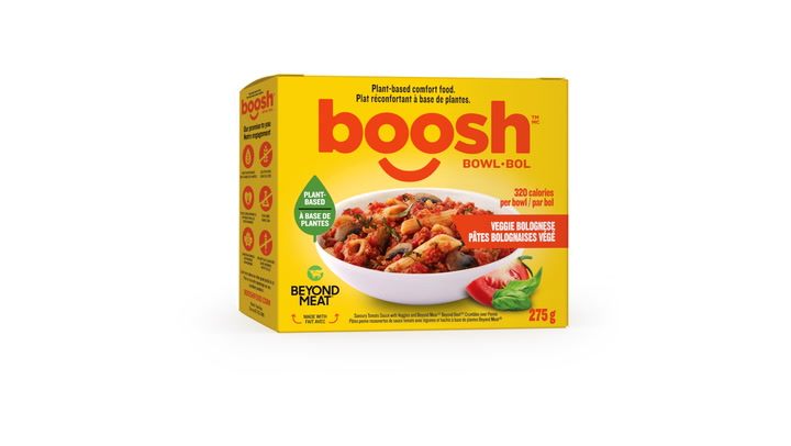 Boosh: Plant-Based Comfort Food