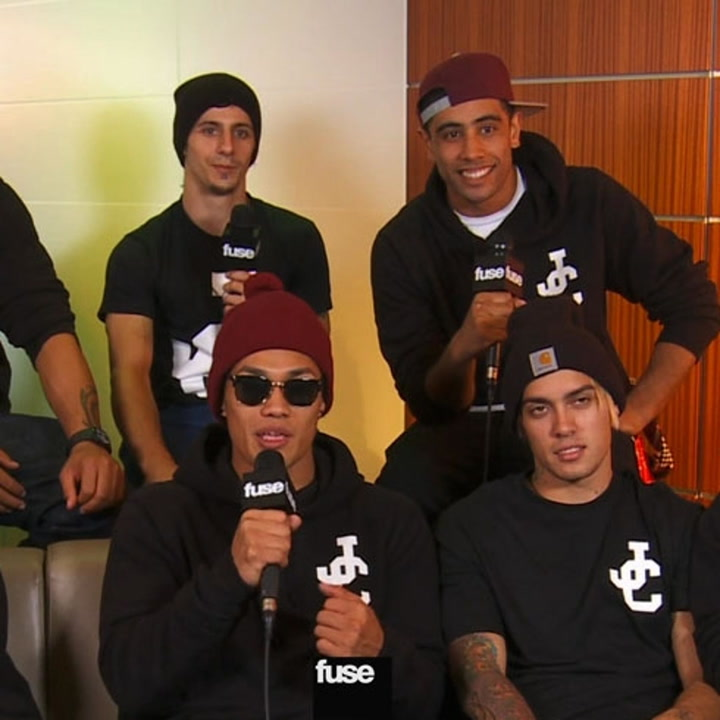 Justice Crew On One Direction