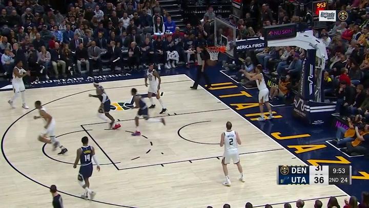 Nikola Jokic (Nuggets), el más destacado de la jornada de la NBA del 5 de febrero 2020