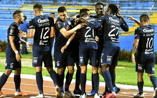 Motagua, con una remontada sensacional, derrota al Honduras Progreso en amistoso