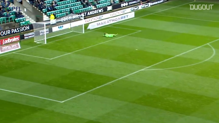 Incredible Goals: Adam Hammill Scores From Own Half