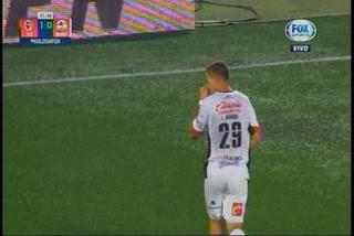 ¡Gol de Lobos Buap! Leonardo Ramos anota el empate 1-1 ante Xolos
