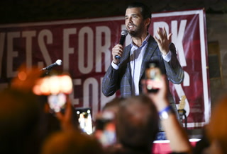 Donald Trump Jr. Speaks at Las Vegas Rally
