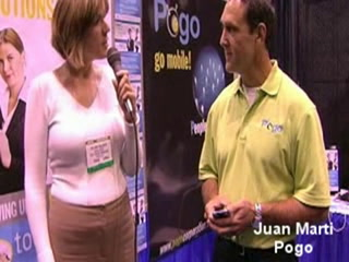 NRA 2009: Mobile ordering solutions