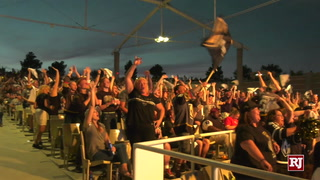 Golden Knights Fans Watch Game 5 At Henderson Pavilion – Video