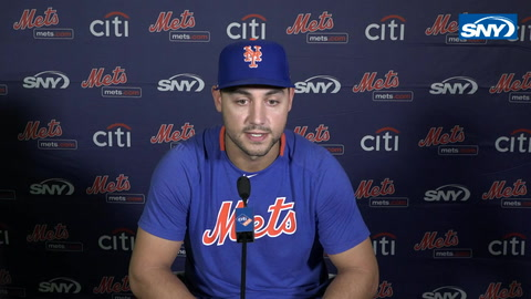 Conforto: This past week was definitely a wake up call