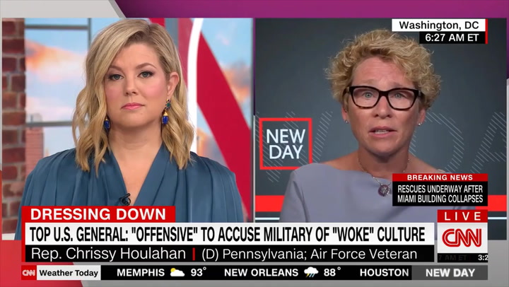 CNN's Keilar: GOP Wanted First Black Defense Secretary 'To Be the Face' of Responding to CRT Questions, Not White Trump Appointee