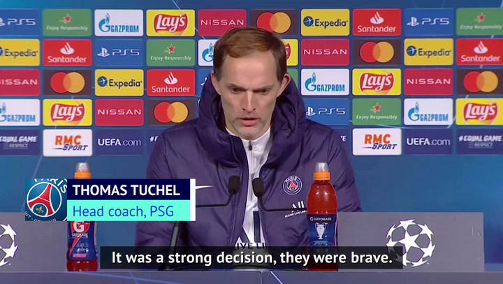 'Brave and sensible' - PSG and Istanbul react to UCL walk-off