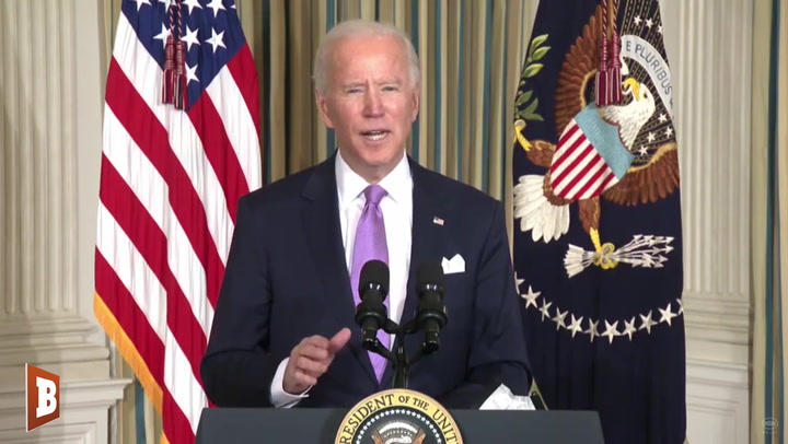Joe Biden Signs Executive Order