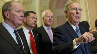 Congressman: The Senate health care bill is virtually the same as Obamacare
