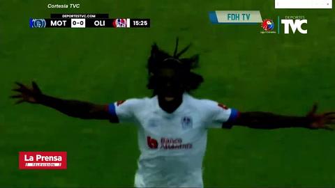Motagua 1 - 2 Olimpia (Liga Salva Vida)