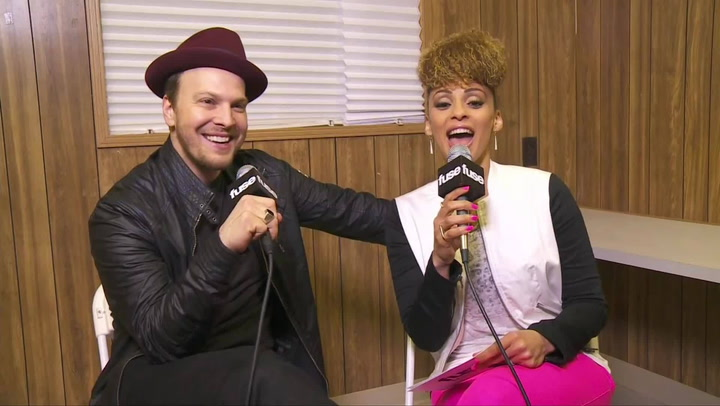 "Festivals:Beale Street 2013:  Gavin DeGraw on 5th Album ""Musically, It's All Over the Map"""