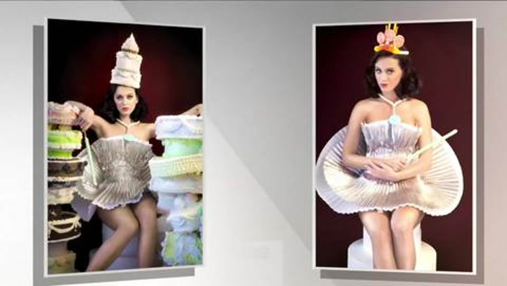Interviews: Cynthia Rowley on Creating Katy Perry's 'Teenage Dream' Cupcake Dress