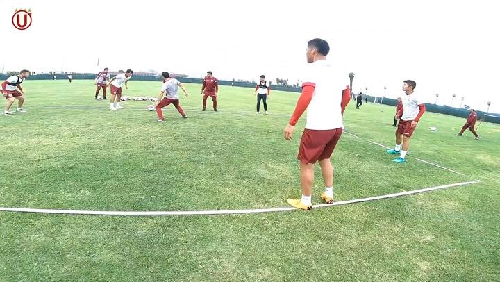 Inside Training: Club Universitario Close Ball Control
