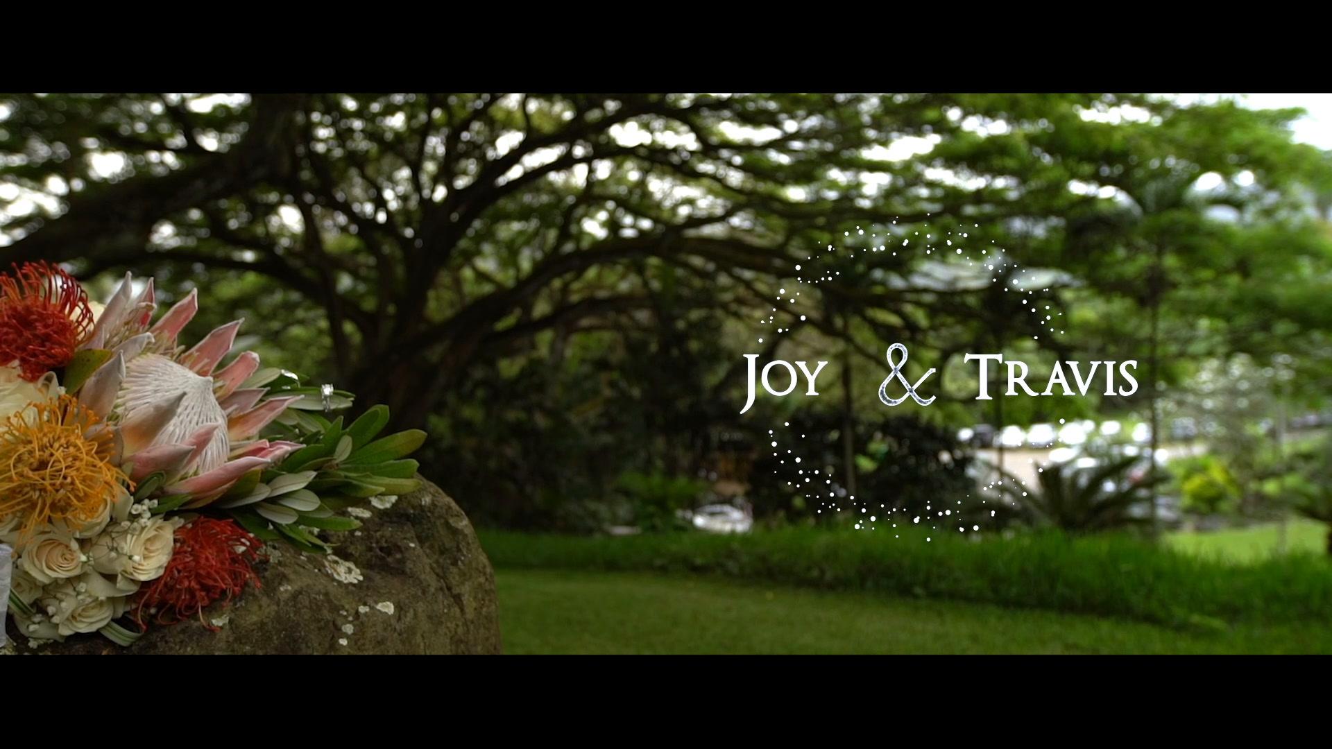 Joy + travis | Kaneohe, Hawaii | Moli'i Gardens