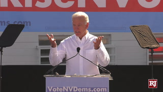 Former Vice President Joe Biden Speaks Along With Democrat Candidates Speak At #Risenvote Rally