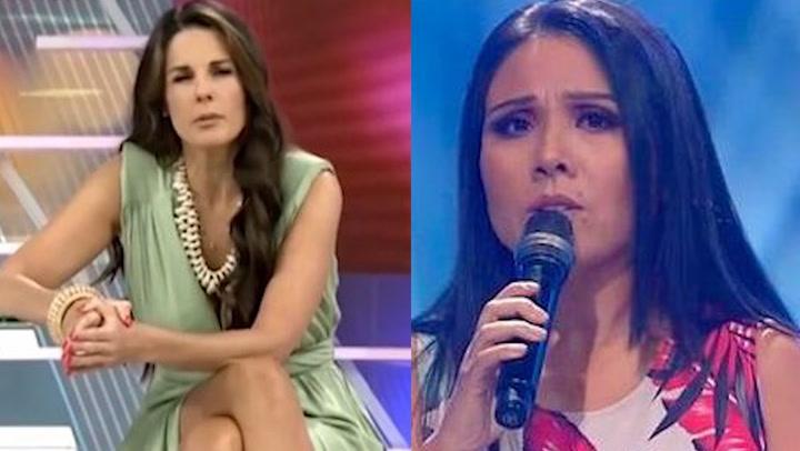 """Rebeca Escribens se indigna y llama """"miserables"""" a quienes crearon falsa noticia sobre Tula Rodríguez"""