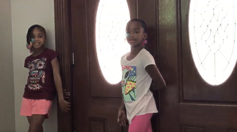 JR Smith's Daughters' Special Message