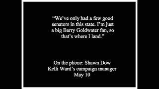 Kelli Ward Comments